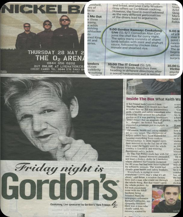 gordon-press-clippings