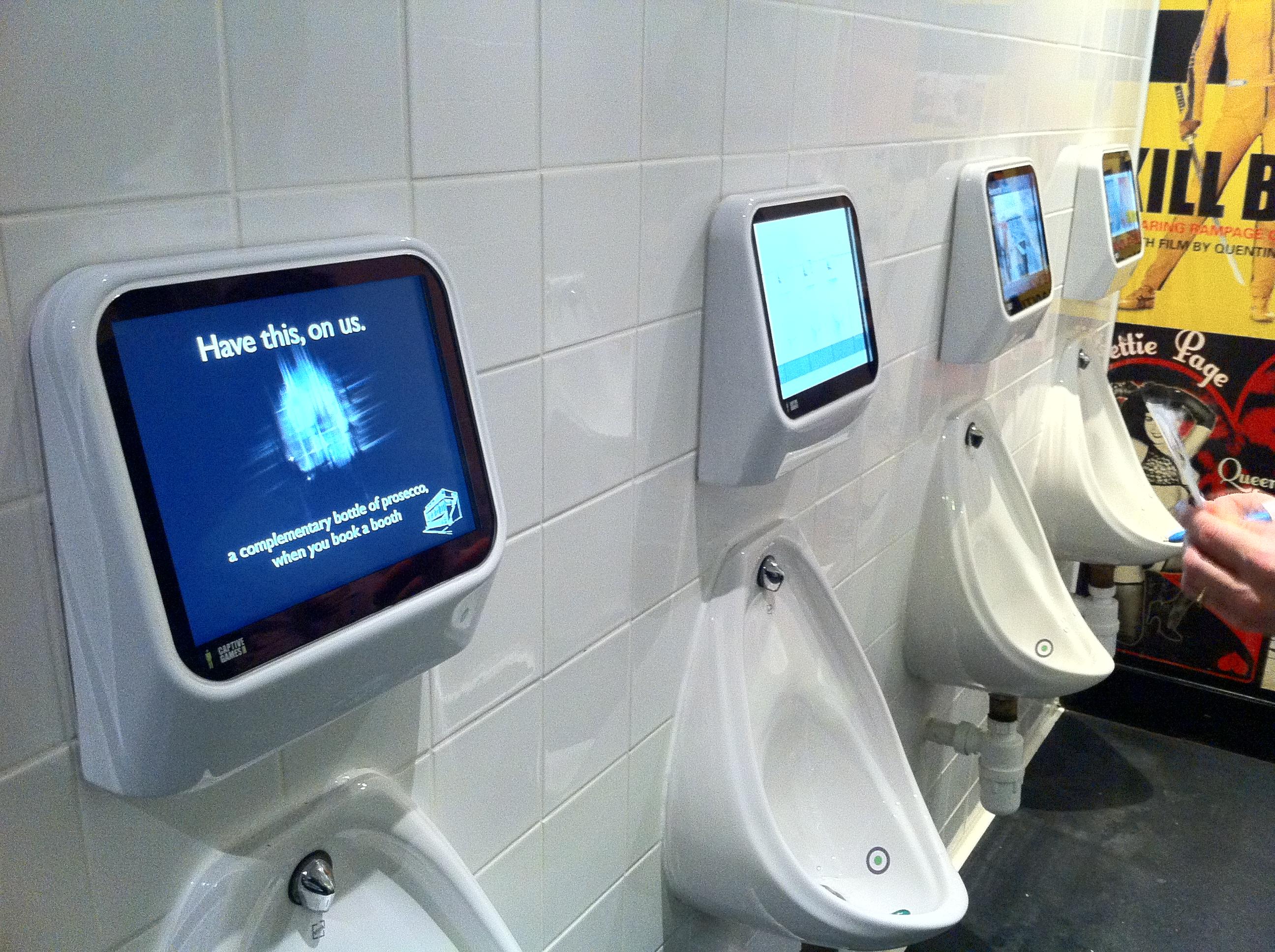 Приключения мужском туалете 10 фотография